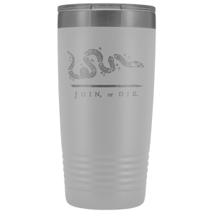 Join or Die Tumbler