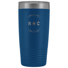 Load image into Gallery viewer, North Carolina Scroll Tumbler