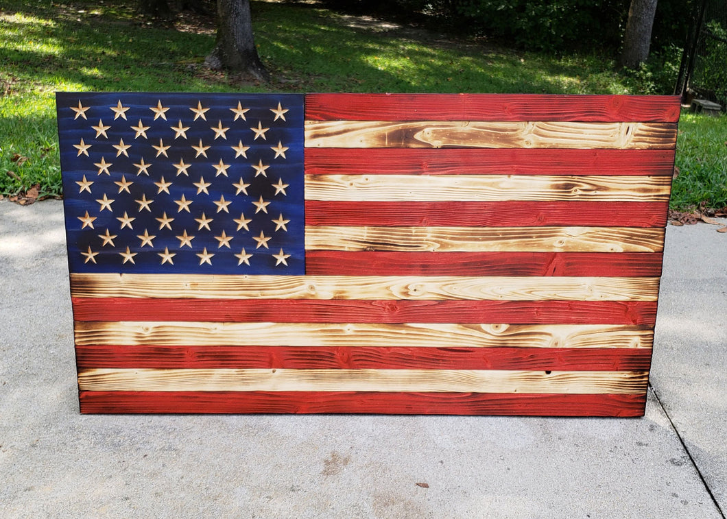 Traditional USA Flag