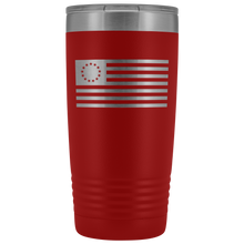Load image into Gallery viewer, Betsy Ross Flag Tumbler
