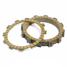 Clutch fibre plate kits