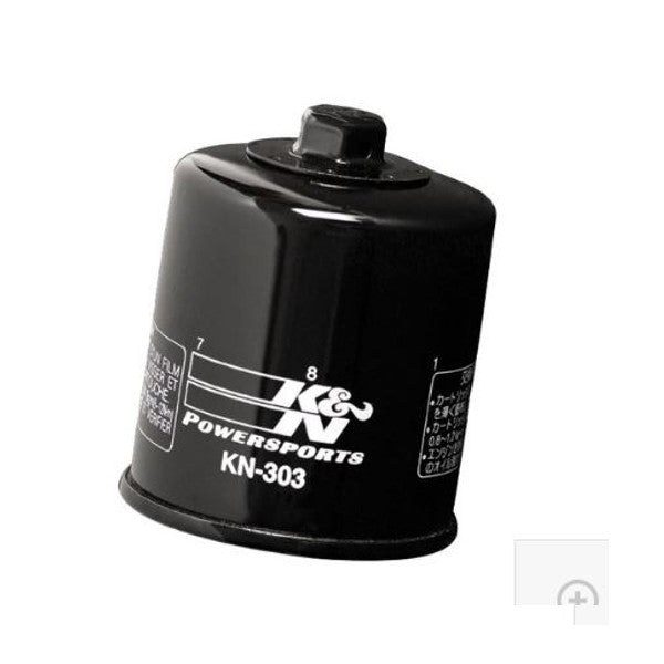 Oil Filter KN-303 For Road Bikes