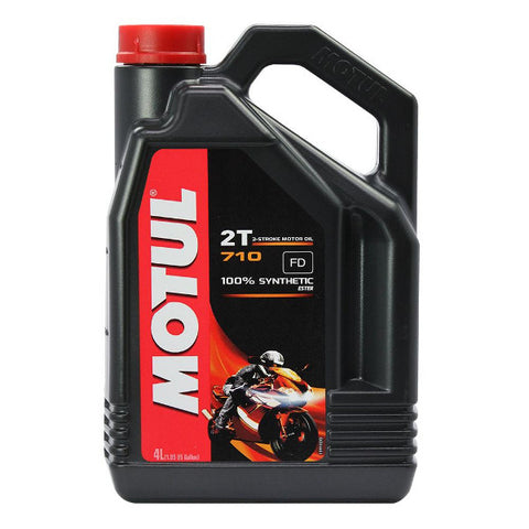 Motul 710 2T mix oil, 4 ltr