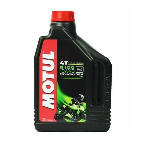 Motul 5100 4T engine oil 2 ltr