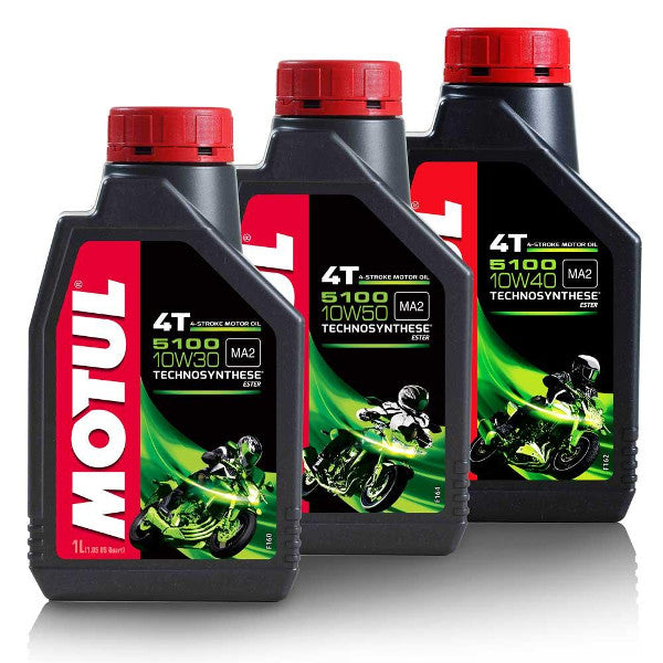 Motul 5100 4T engine 1 ltr