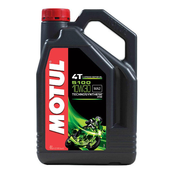 Motul 5100 4T engine oil, 4 ltr