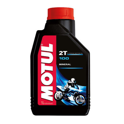 Motul 2 stroke engine pre mix oil