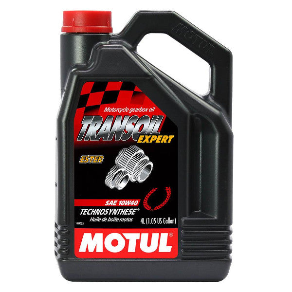 Motul 2T gearbox oil synthetic, 4 ltr