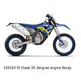 Air Filter Husaberg 4T
