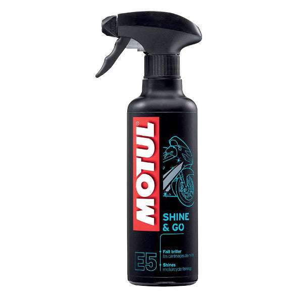 Motul Shine & Go Trigger Bottle 400ml