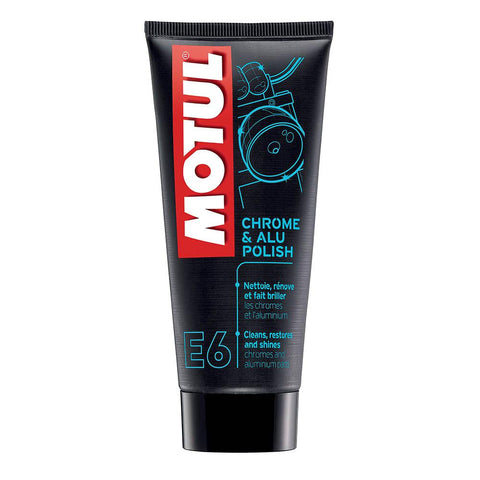Motul Chrome & Alloy Polish 100ml tube