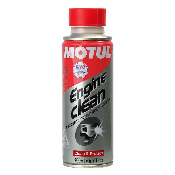 Motul Engine Clean 200ml can