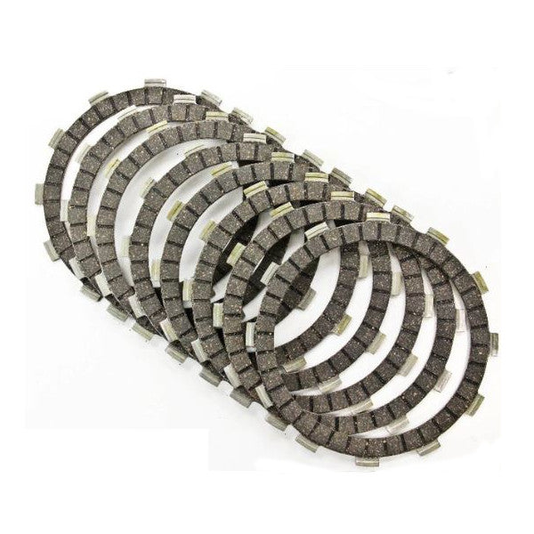 Clutch Friction (fibre) plate set YZ 125 93-20