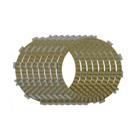 Clutch Friction (fibre) plate set KX 250 92-07