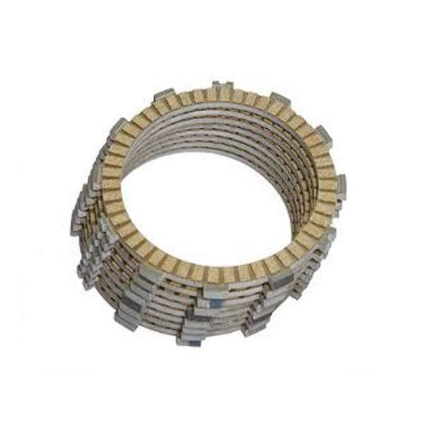 Clutch Friction (fibre) plate set YZ 125 98-99