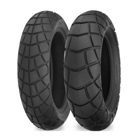 Shinko SR428 Duel Sport tyre for Scooters.