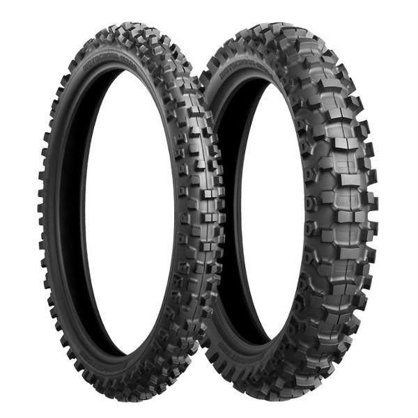 Bridgestone M203 front M204 rear soft