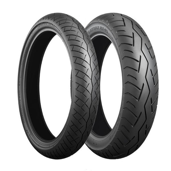 Bridgestone BT45 front V rated