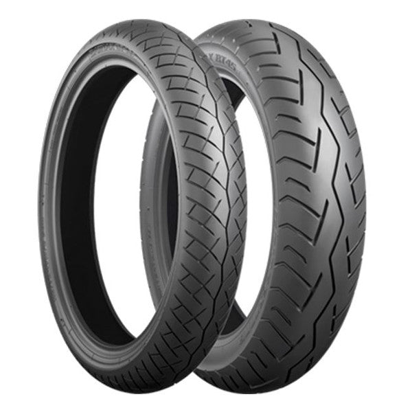 Bridgestone BT45 front H rated