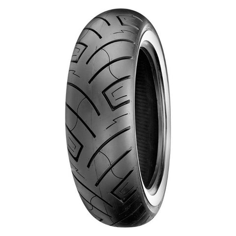 Shinko SR777 White Wall Harley/Metric Cruiser