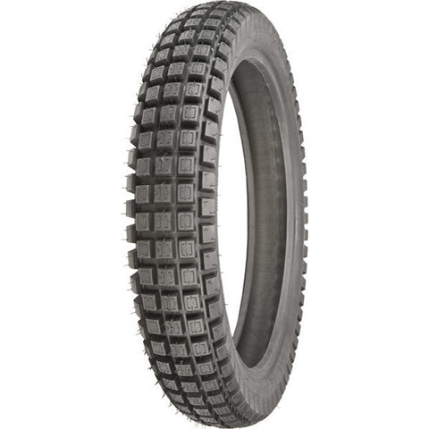 Shinko F255 Trials tyre.