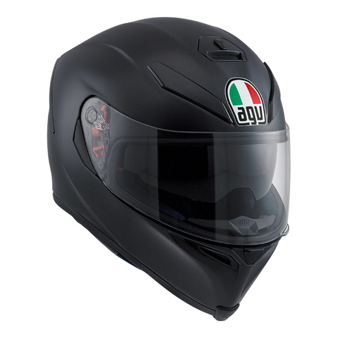 K-5 S Matt Black Helmet