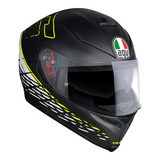 K-5 S Thorn 46 Matt Black Helmet