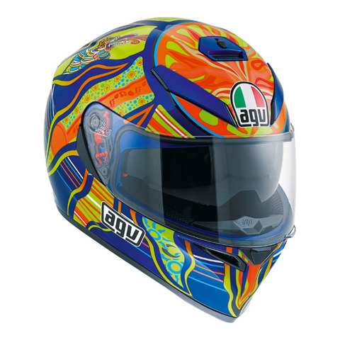 K-3 SV Five Continents Helmet