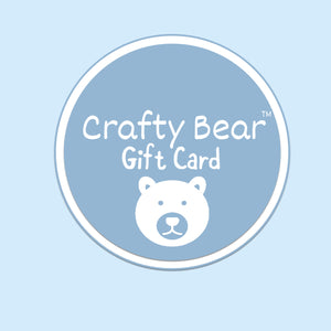 Crafty Bear e-GiftCard