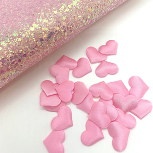 Stitched Mouth Leatherette - Crafty Bear Craft Supplies & Glitter Fabric