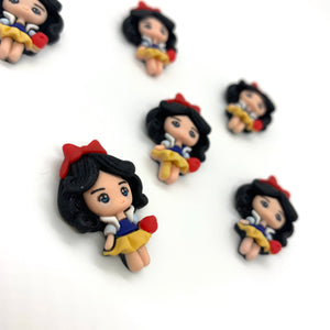 Luxury Snow White Embellishment