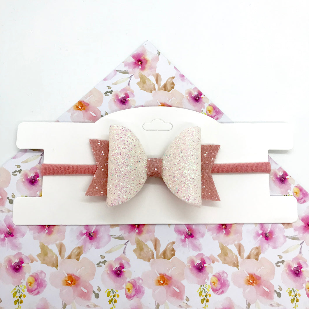 Bow Headband / Jewellery Display Cards x10 - Crafty Bear Craft Supplies & Glitter Fabric