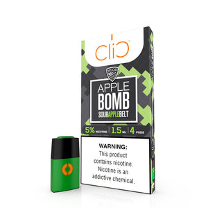 Clic VGod Apple Bomb Pods 1.5ml