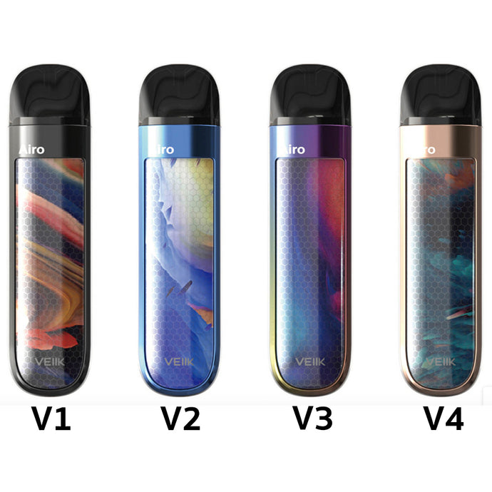 VEIIK AIRO 3D glass Limited version pod kit