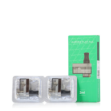 VAPORESSO AURORA PLAY REPLACEMENT CARTRIDGE