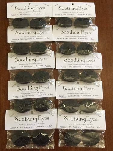 Soothing Eyes™ - Party Package 10 pairs - Black ($180 value)
