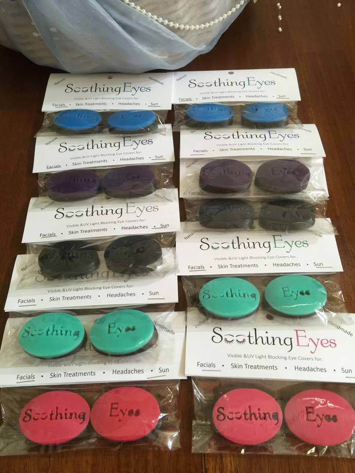 Soothing Eyes™ - Party Package 10 pairs - Mixed Colors (2 pairs each color)  ($180 value)
