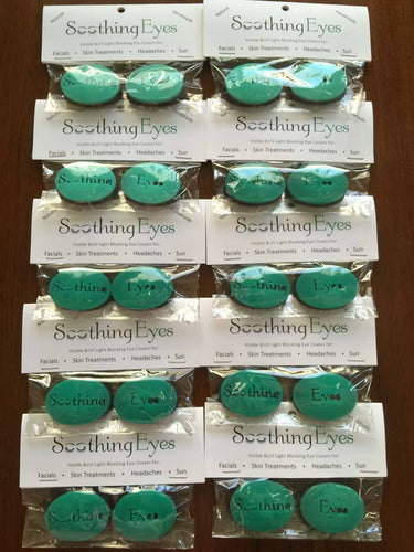 Soothing Eyes™ - Party Package 10 pairs - Green ($180 value)