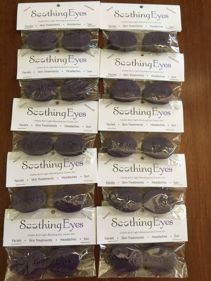 Soothing Eyes™ - Party Package 10 pairs - Purple ($180 value)
