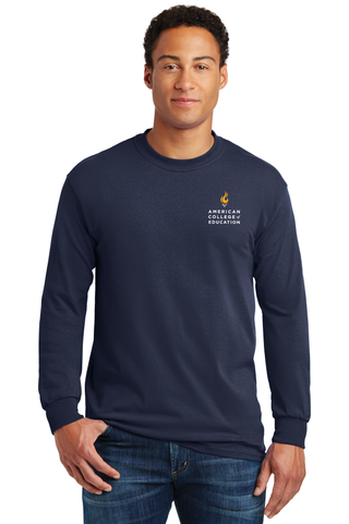 Heavy Cotton™ 100% Cotton Long Sleeve T-Shirt