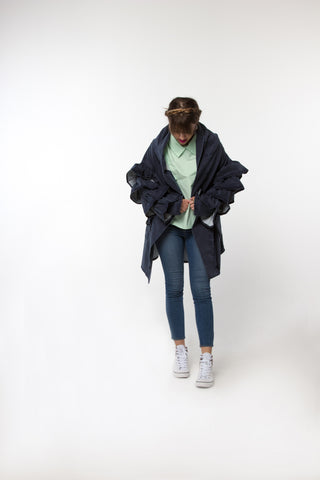 Parka Sweety Dark Blue
