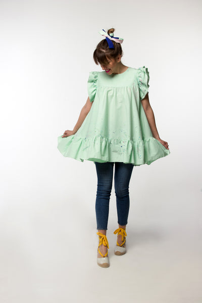 Lilly Tunic Menta