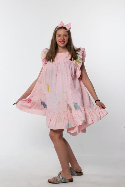 Lilly Dress Pink
