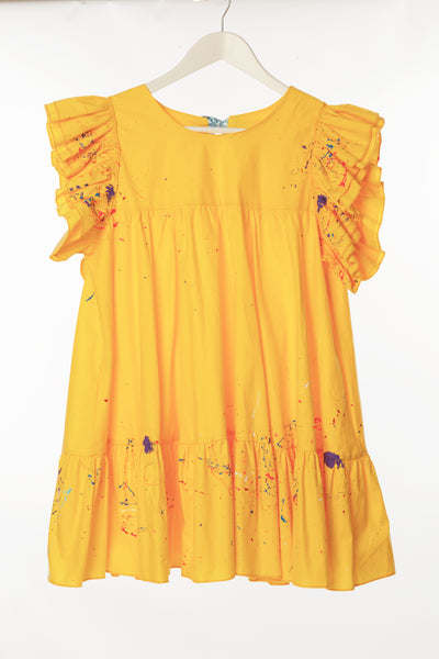 Lilly Tunic Yellow