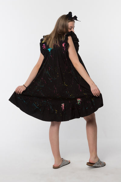 Lilly Dress Black