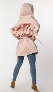 Parka Holly Light Pink
