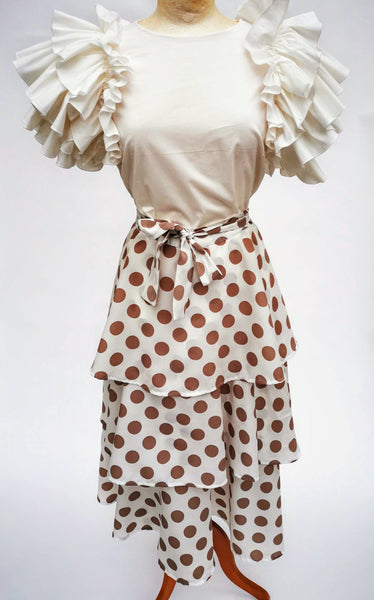 Frida Skirt Dots
