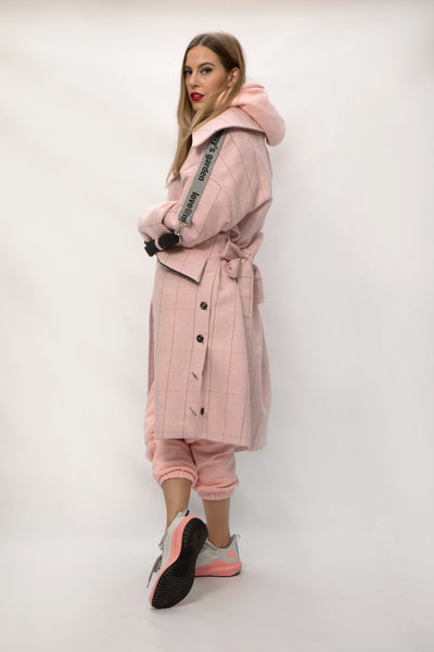 PARIS Coat PINK