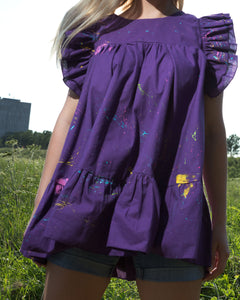 Lilly Tunic Purple