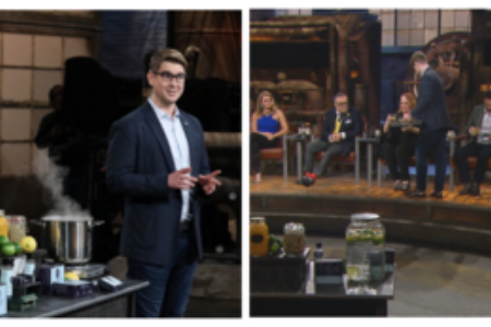 The Dragons' Den Experience